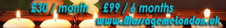 London Massage Ads