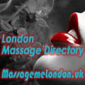 伦敦按摩广告