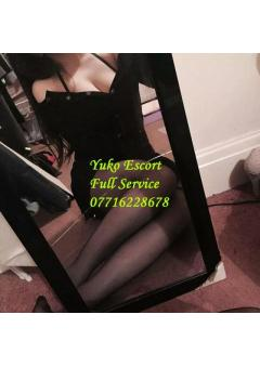 Cute independent London escort Yuko