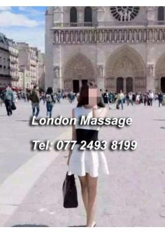 Korean Girl Erotic Massage in Westminster