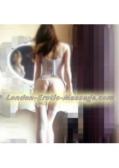 London Young Korean Masseuse in Kensington