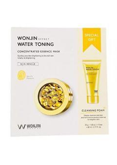 WONJIN EFFECT Water Toning Brightening Masks