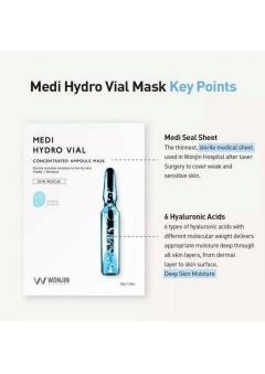 WONJIN EFFECT Hydro Vial Masks